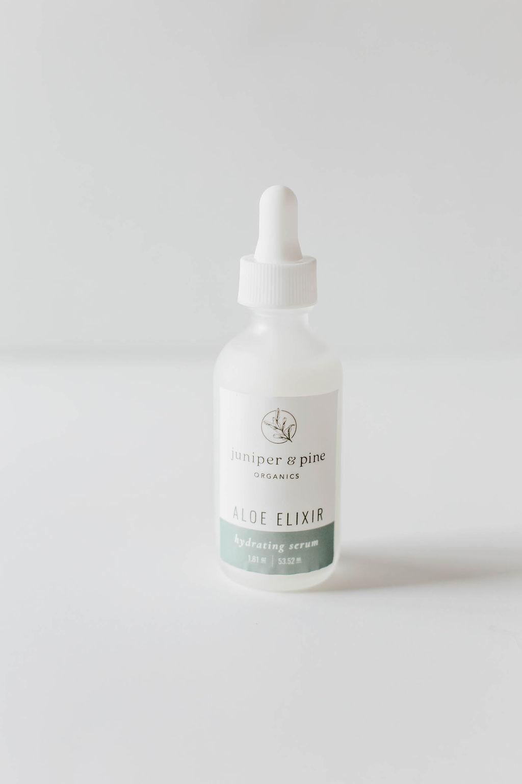 Aloe Elixir Facial Serum